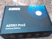 ANKER Battery/Charger ASTRO PRO2